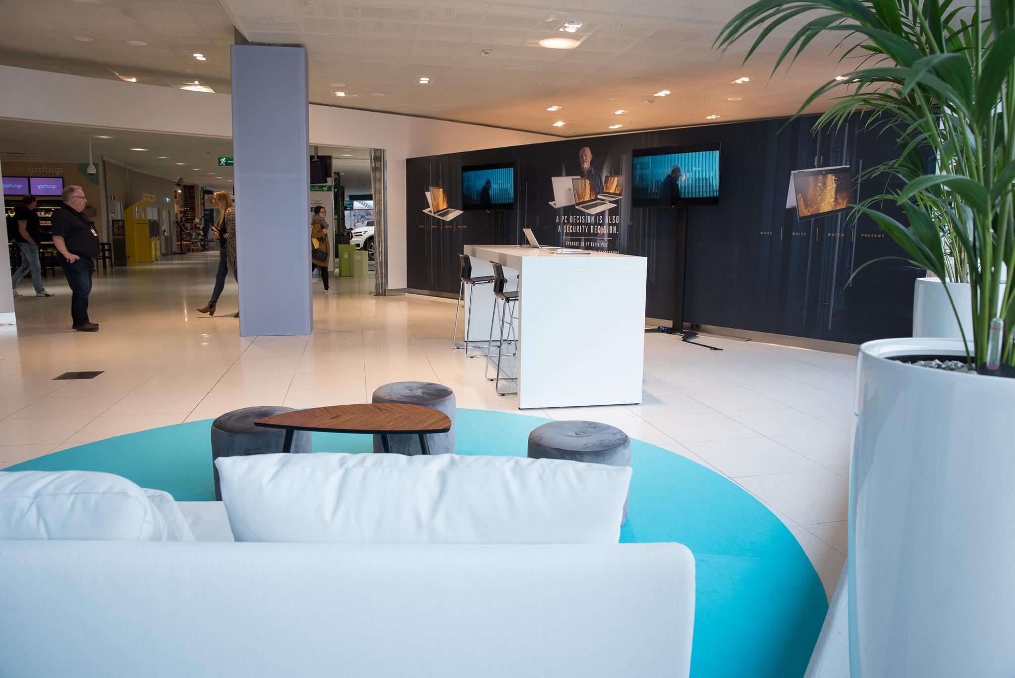 Pop Up Yta HP Landvetter Airport Swedavia Photography Annika Lagerqvist www.annikasomething.com